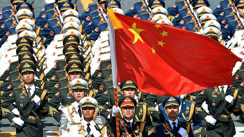 Chinese, military, modernisation