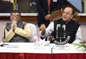 GST,Modi at three,Srinagar Consensus