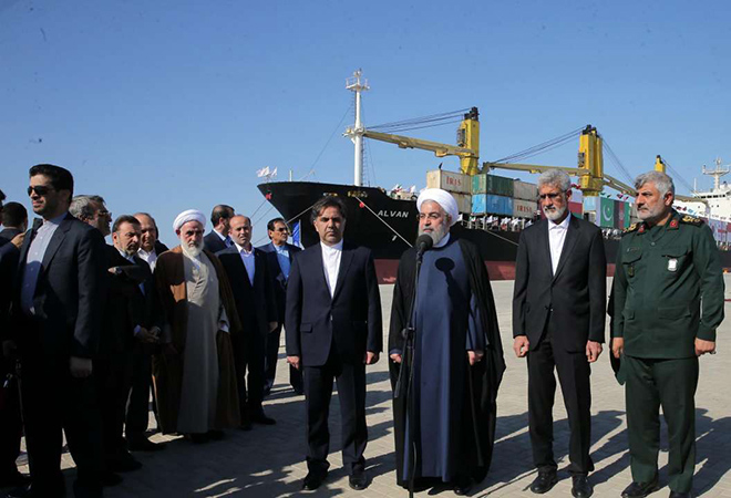 Rouhani, Strategic Studies, Indian Foreign Policy, SCO, Chabahar, Ashok Sajjanhar, Eurasia