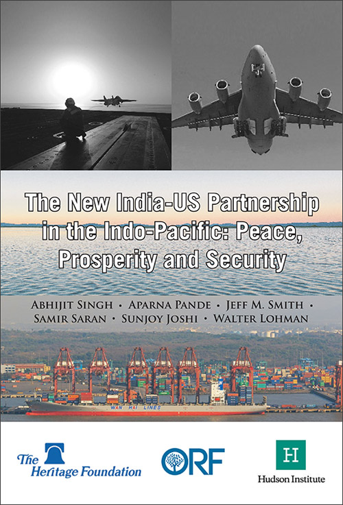 The new India-US partnership in the Indo-Pacific: Peace, prosperity and security | ORF