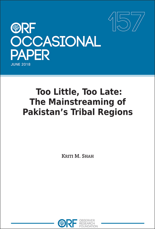Federally Administered Tribal Areas,Pakistan
