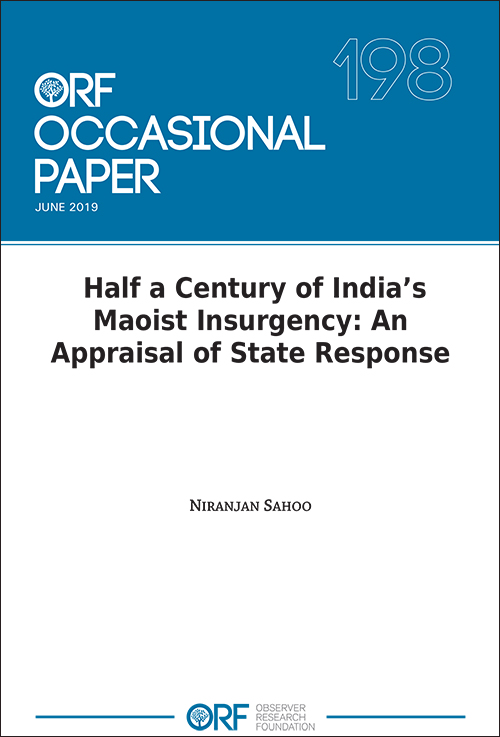 Half a century of India's Maoist insurgency: An appraisal of