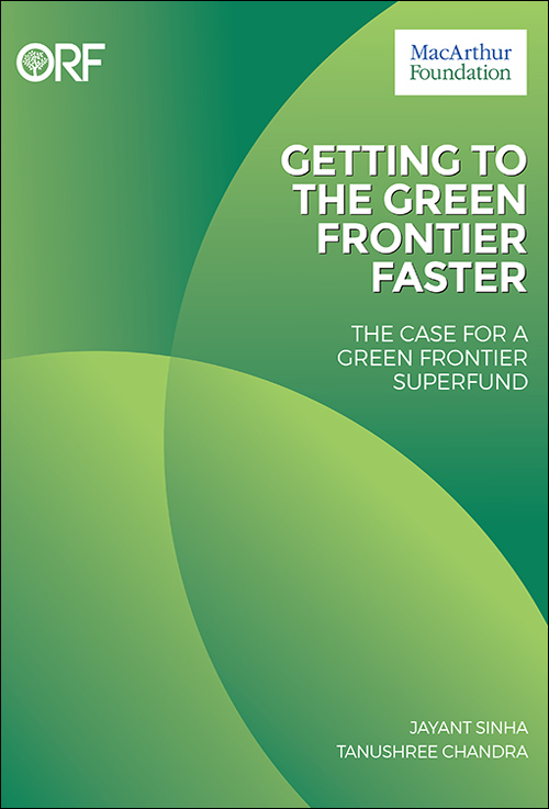 Getting To The Green Frontier Faster The Case For A Green Frontier Superfund Orf
